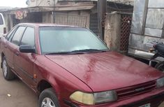Nigerian Used Toyota Carina 2  1999 Model