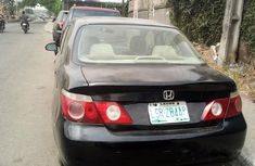 Well Maintained Nigerian used Honda City 2005 Model
