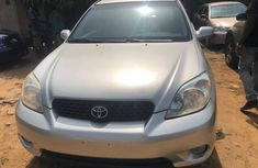 Foreign Used Toyota Matrix 2004 Model