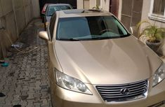 Foreign Used 2008 ES350 Full Option With Duty Paid