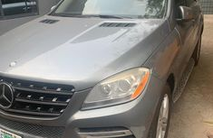A very clean and sound 2012 Mercedes-Benz ML 350 for sale