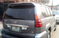 Well Maintained Nigerian used Lexus GX-470 2005 Model