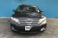 Foreign Used Toyota Venza 2009 Model Gray