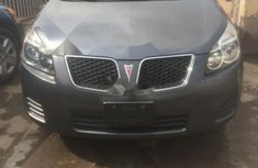 Foreign Used Pontiac Vibe 2009 Model Gray