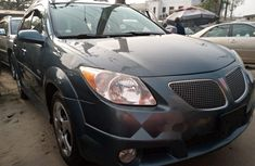 Foreign Used 2008 Green Pontiac Vibe for sale in Lagos