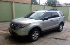 Clean Nigerian Used 2012 American Spec Ford Explorer