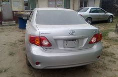 Direct Tokunbo 2011 Model Toyota Corolla