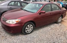 Foreign used Toyota Camry 2004