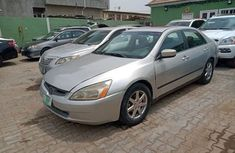 Registered Nigerian Used Honda Accord 2004 Model