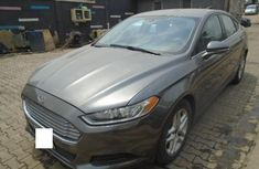 Naija Used 2014 Model  Ford Fusion for sale