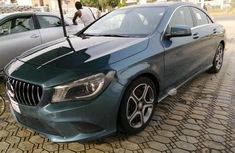 Tokunbo Mercedes-Benz CLA-Class 2014 Model Blue