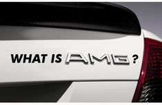 How are Mercedes Benz AMG cars different from standard Benz cars? (and AMG history)