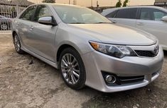 Foreign Used 2012 Silver Toyota Camry for sale in Lagos