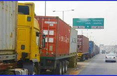 Nigerian trucks and trailers to begin using 3 plate numbers – FRSC