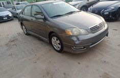 Foreign Used Toyota Corolla SE 2005 Model
