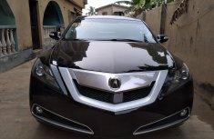 Accident Free Full Option Acura ZDX 2011 Model
