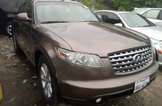 Foreign Used Infiniti FX35 2007 Model