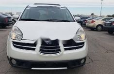 Foreign Used Subaru Tribeca 2006 Model White