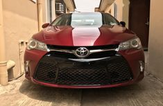 Foreign Used Toyota Camry 2016 Model Red