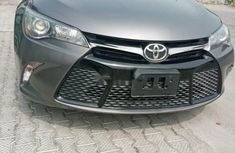 Foreign Used Toyota Camry 2016 Model Gray