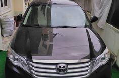 2015 Model Clean Nigerian Used Toyota Avalon