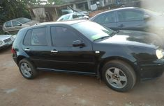 Neat Nigerian Used 2000 Model Volkswagen Golf