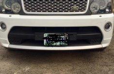 Few Month Used 2012 Model Full Option Range Rover HSE Sport
