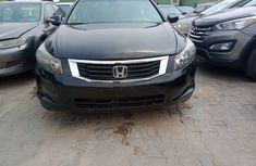 Nigerian Used Honda Accord 2008 Model