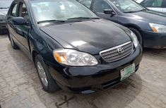 Registered Nigerian Used Toyota Corolla 2003 Model Well Maintained