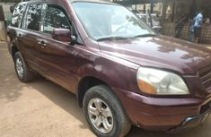 Nigeria Used Honda Pilot 2004 Model for Sale