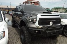 Foreign Used Toyota Tundra 2014 Model Gray