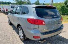 Foreign Used Hyundai Santa Fe 2010 Model Gray