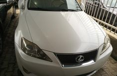 Foreign Used Lexus IS 2008 Model White