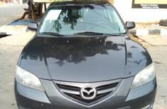 Foreign Used Mazda 3 2008 Model Gray