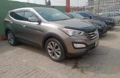 Nigeria Used Hyundai Santa Fe 2014 Model Gray