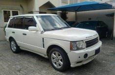 Naija Used Land Rover Range Rover Supercharged 2006 HSE V8