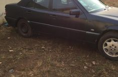 Very Clean Nigerian Used Mercedes Benz C180 Manual Blue