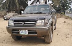 Well Maintained 2001 Toyota Land Cruiser Prado SUV