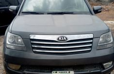 Neat Nigerian Used Kia Mohave 2012 Model