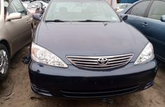 Tokunbo Big Daddy 2004 Model Toyota Camry LE
