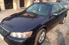 Very Neat Navy Blue Toyota Camry 2002 Model Naija Used