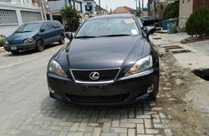 Foreign Used Lexus IS 250 2008 Model
