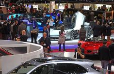 Coronavirus scare: See what is left of the cancelled Geneva Motor Show