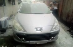 Foreign Used Peugeot 307 2008 Model Silver