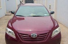 1 Year Nigerian Used 2008 Model Toyota Camry V4
