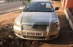 Super Clean Foreign Used Toyota Avensis Manual Transmission