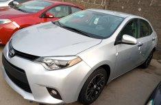Almost Brand New 2016 Model Toyota Corolla