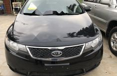 Super Clean Tokunbo Kia Forte 2010 Model
