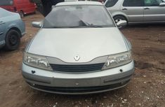 Foreign Used Renault Laguna 2004 Model Silver