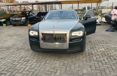 Nigeria Used Rolls-Royce Ghost 2016 Model Black
